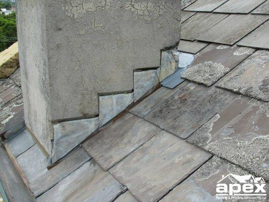 Slate roof repairs in Hawthorn